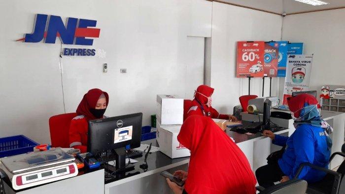Dukung UKM, JNE Lampung Terapkan Tarif Hemat
