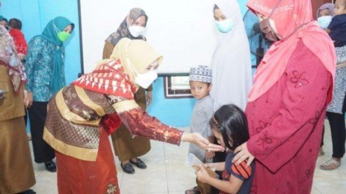 Stop Stunting, Duta Swasembada Gizi Lampung Selatan Sosialisasikan Pentingnya 1.000 HPK