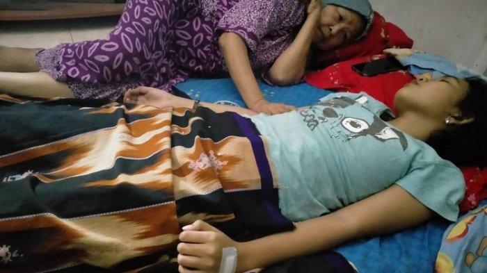 Siti Raisa Miranda, Pelajar asal Banjarmasin Tertidur Selama 7 Hari
