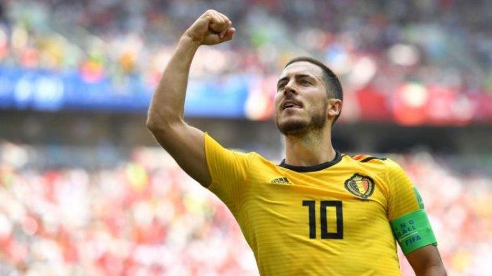 Kalahkan Inggris 2-0, Belgia Sabet Juara 3 Piala Dunia 2018