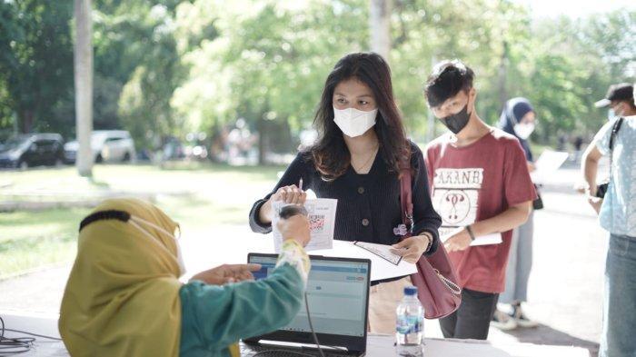 Unila Laksanakan Vaksinasi Batch 5 Dosis Kedua