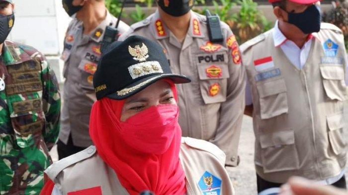 Eva Dwiana Pastikan Ada Petugas Awasi Jalan Tikus di Bandar Lampung