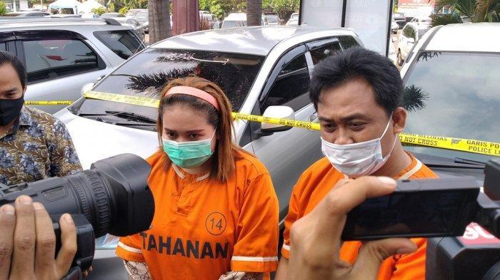 Pernah Kerja di Showroom, Istri Mantan Anggota DPRD Lamtim Bantah Gelapkan Mobil