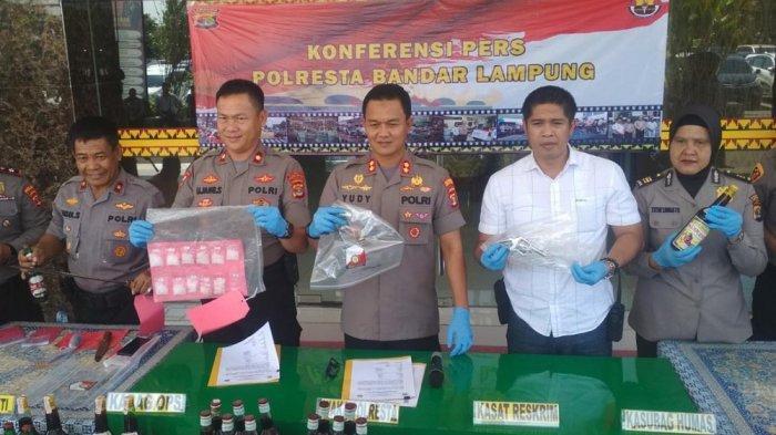 Kasus Paling Menonjol, Curanmor dan Narkotika Jadi Fokus Utama Kepolisian