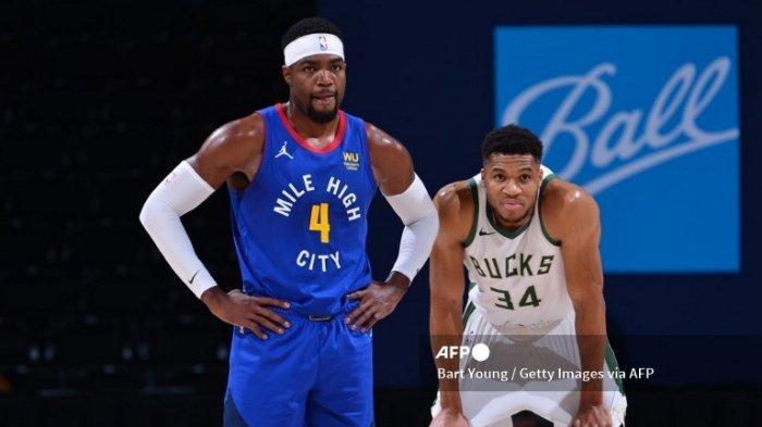 Jadwal Liga NBA, Paul Millsap Resmi Gabung Brooklyn Nets