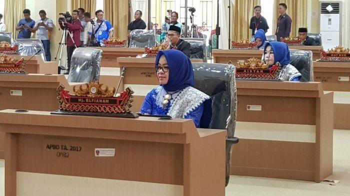 DPRD Mesuji Tetapkan Calon Wabup Hari Ini, Arif Tritia dan Haryati Candra Masuk Bursa Pemilihan