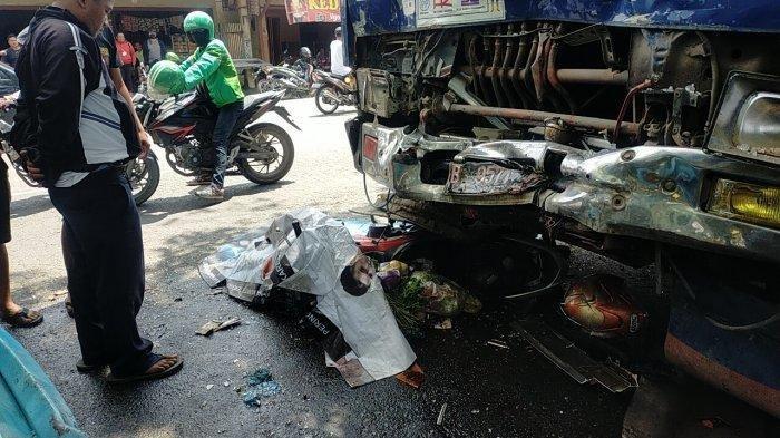 Cegat Truk di Tengah Jalan, Pelajar di Bogor Tewas Kecelakaan Maut