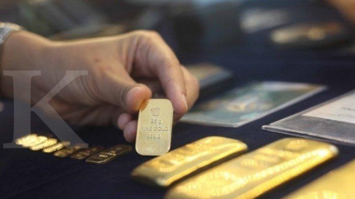 Harga Emas Batangan di Galeri 24 Hari Ini Senin 5 Juli, Simak untuk Jenis Antam dan UBS