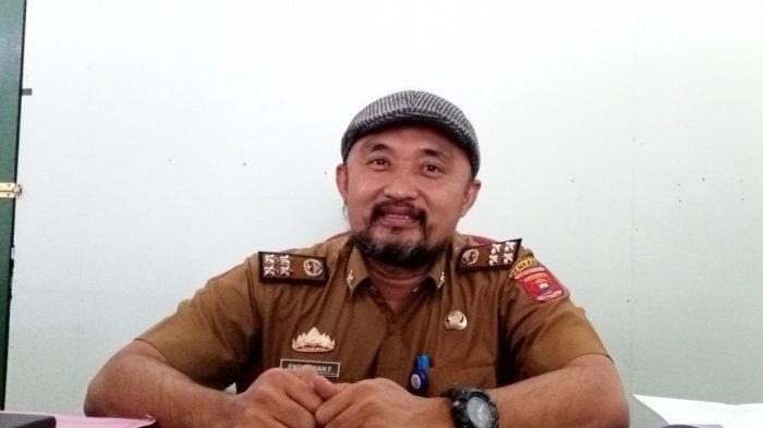 Dinas PUPR Bangun 60 Titik Jalan Lingkungan di Lampung Barat