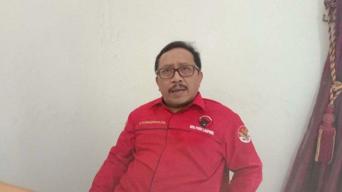 Misteri Rekomendasi PDIP di Lampung, Begini Kata Endro S Yahman