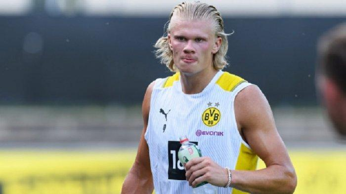 Borussia Dortmund Beri Peringatan Buat Chelsea Soal Rumor Transfer Erling Haaland
