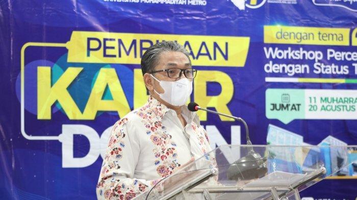 Universitas Muhammadiyah Metro Beri Pembinaan Karir Dosen Muda