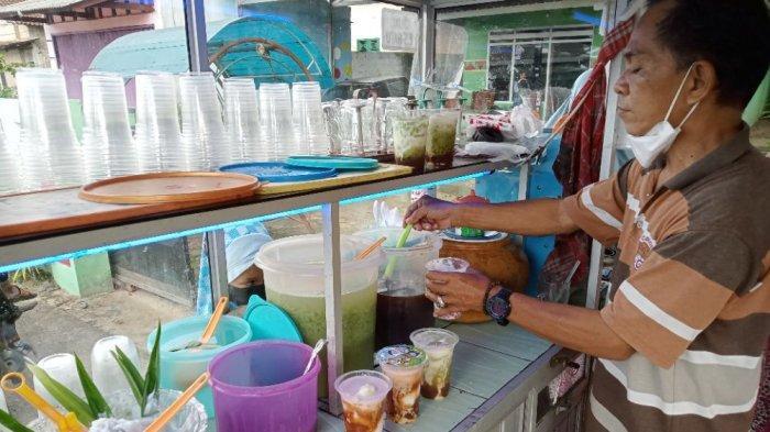 Es Bubur Sumsum Bandung di Lampung Tengah Cuma Rp 5000