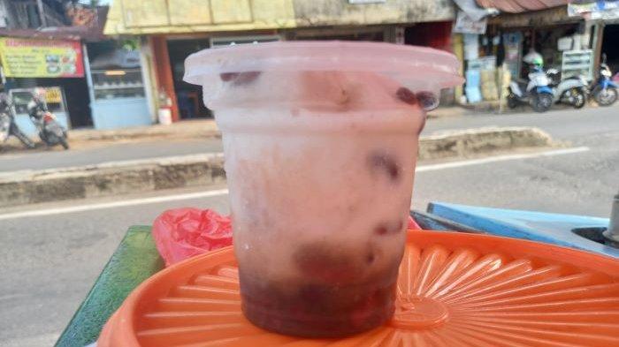 Kuliner Lampung, Es Kacang Merah Pak Suparman di Jalan Pemuda Bandar Lampung