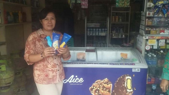Program Aice Beli 1 Gratis 2 Es Krim Tribun Lampung