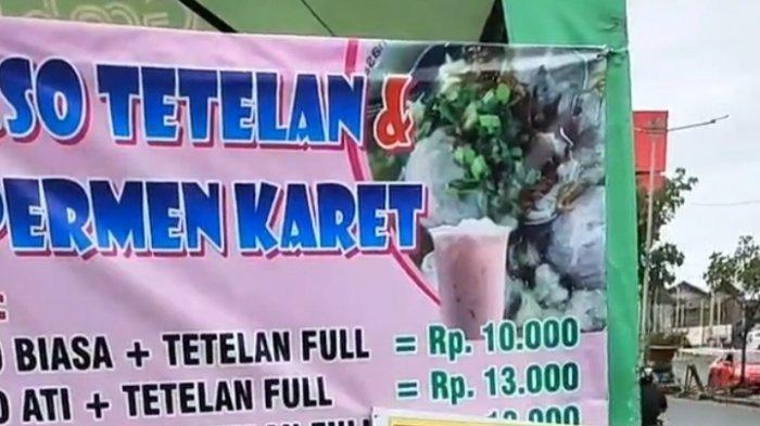 Kuliner Lampung, Nikmatnya Buka Puasa dengan Es Permen Karet