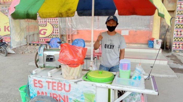 Es Segar Kang Ramlan Murni Tebu, Hanya Rp 5 Ribu per Gelas