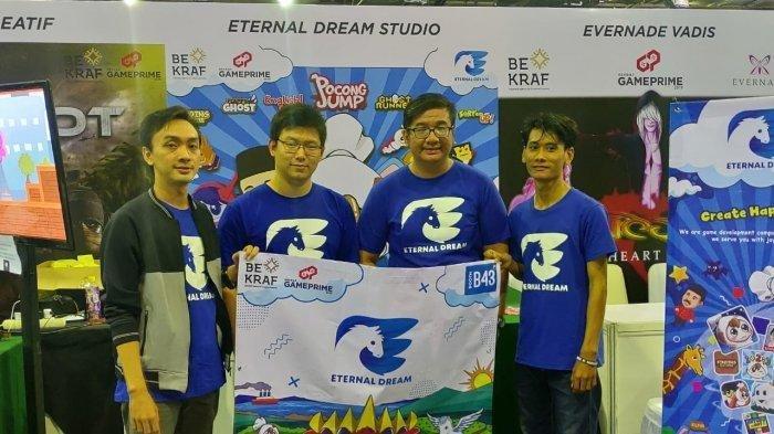 Startup Game Pertama Lampung Eternal Dream Studio Sasar Pasar Luar Negeri