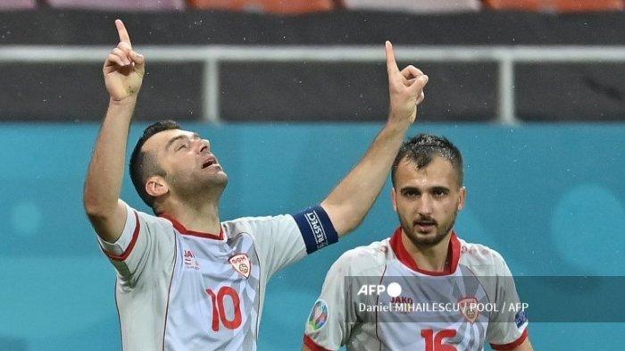 Jadwal Euro 2020, Goran Pandev Pemain Makedonia Utara yang Ukir 5 Rekor