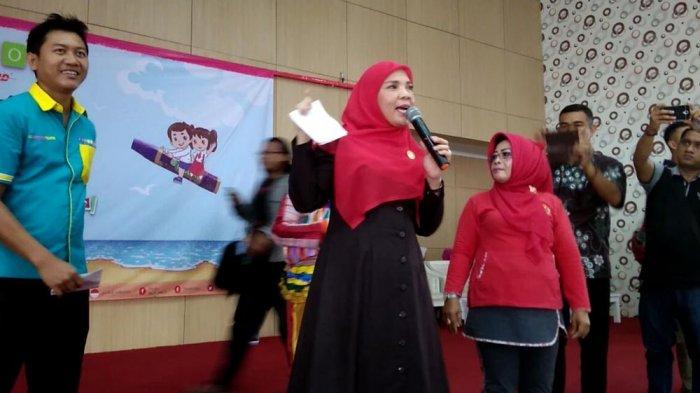 Istri Cagub Lampung Ngamuk! Cetus Anggota DPRD: Politik Gula, Politik Uang, Politik Apalagi Nanti