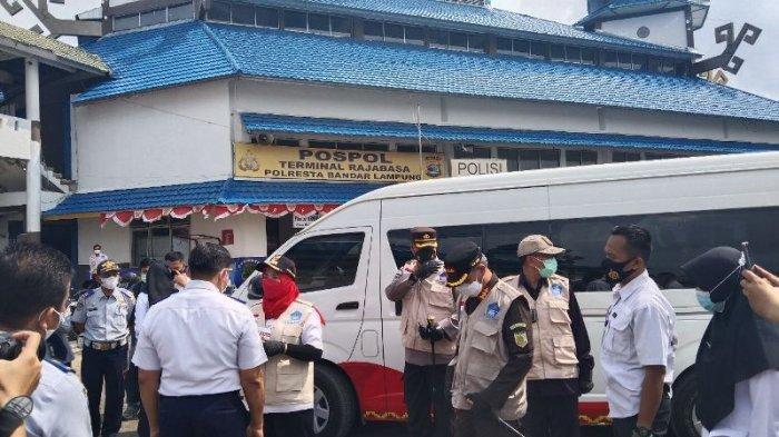 Eva Dwiana Minta Masyarakat yang Hendak Meninggalkan Bandar Lampung Patuhi Anjuran Pemerintah