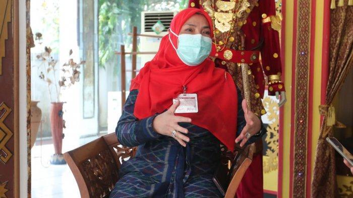 Geliat Balon Wali Kota Bandar Lampung, Eva Dwiana: Perempuan Hebat Tidak Mengeluh