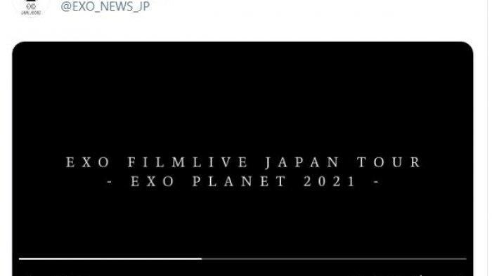EXO Film Live Japan Tour