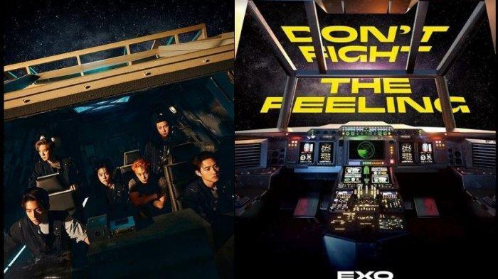 EXO puncaki Gaon Chart