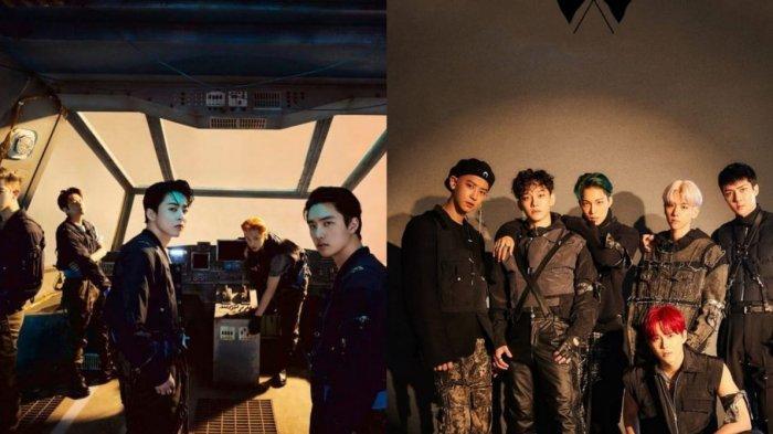 EXO Comeback, Tembus 17 Juta Viewers dalam Sehari