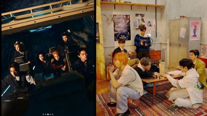 Album EXO Dont Fight the Feeling Raih Peringkat Mengesankan di Billboard
