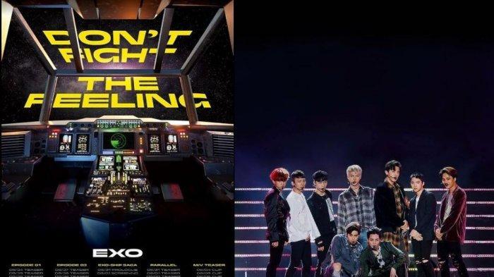 EXO Raih Sertifikat Triple Platinum dan Rp 7 M Hanya dalam 2 Jam