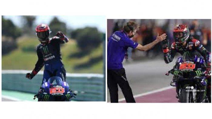 SIARAN langsung MotoGP Prancis 2021, Fabio Quartararo 'Siap Dikendarai'