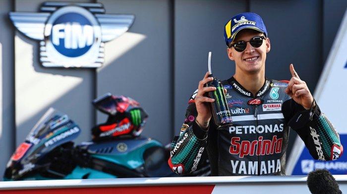 Jadwal MotoGP Spanyol, Fabio Quartararo Peraih Podium Tertinggi Makin Siap dan Percaya Diri