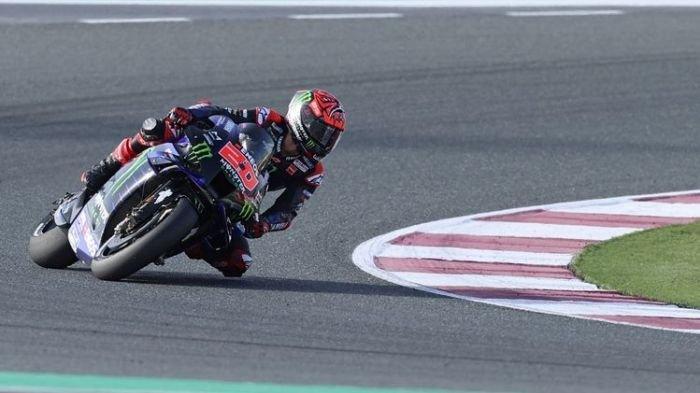 Hasil FP1 dan FP2 MotoGP Jerez 2021 – Quartararo Tercepat Kedua, Rossi Harus Berjuang Keras
