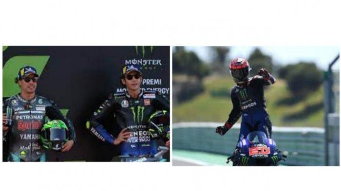 Siapa Pole Position MotoGP Prancis 2021