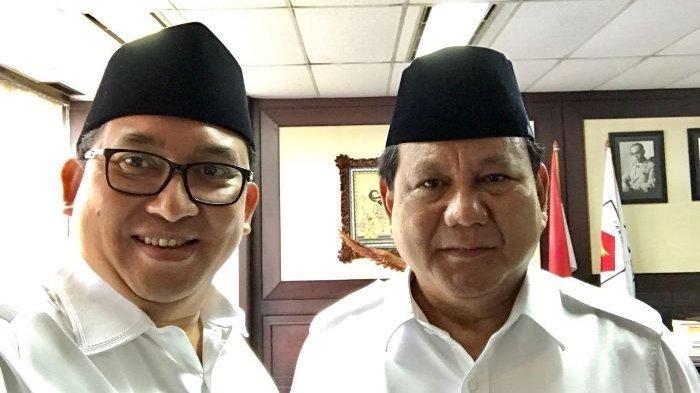Beda Sikap Prabowo Subianto dengan Fadli Zon Terkait UU Cipta Kerja