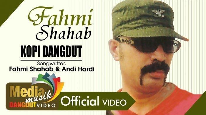 Chord dan Lirik Kopi Dangdut MP3 Fahmi Sahab Dilengkapi Video YouTube
