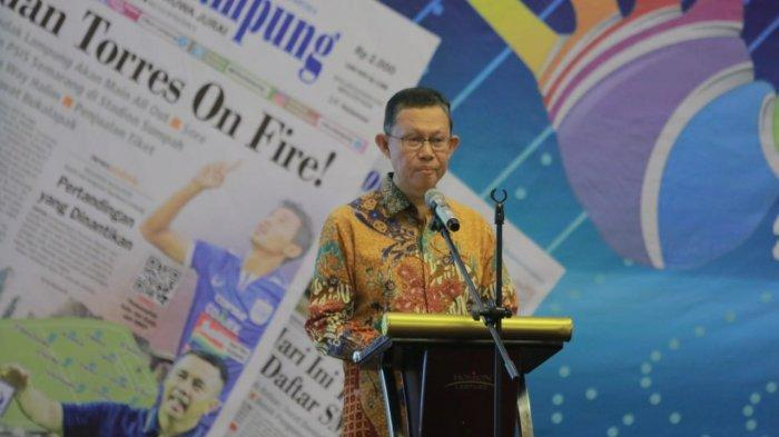 Sekprov Lampung: Izin Tegal Mas Seminggu Selesai
