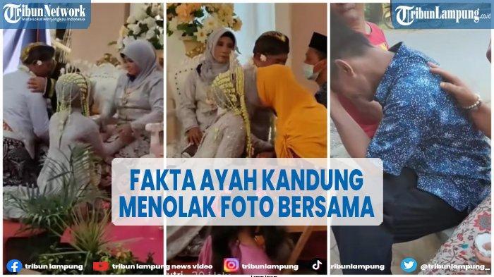 Viral Ayah Menangis karena Tak Diajak Sesi Foto Pernikahan Anaknya