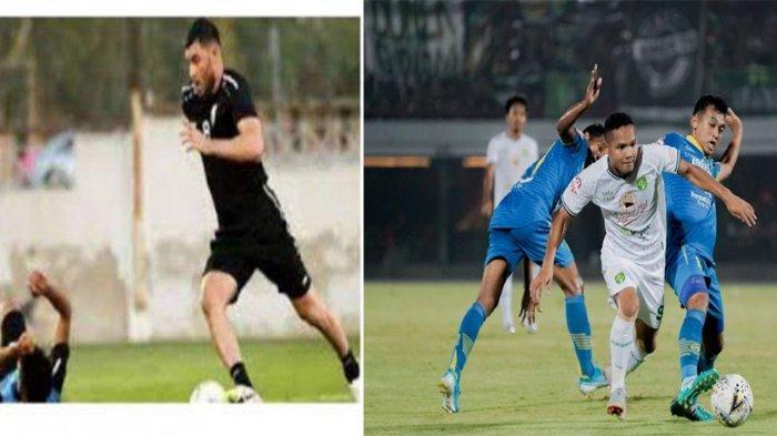 Jelang Liga 1 Indonesia Persib Kehilangan Farshad Noor