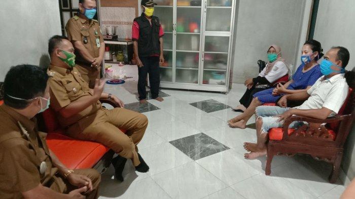 Wabup Fauzi Kunjungi Sekaligus Apresiasi Warga Pringsewu yang Mundur dari Penerima PKH