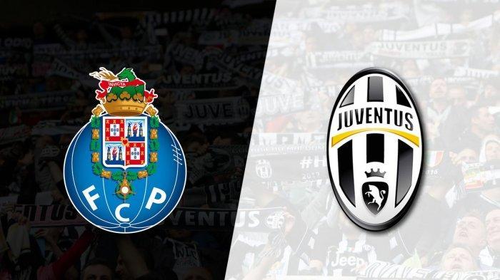 Jadwal Liga Champions Prediksi dan Head To Head FC Porto vs Juventus