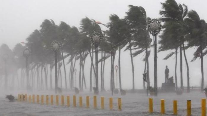 Fenomena Angin Kencang di Wilayah Lampung, Ini Imbauan BMKG