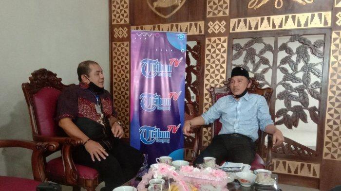 Potensi Geothermal di Lampung Barat Tinggi, Bupati Parosil Mabsus Butuh Dukungan Pusat