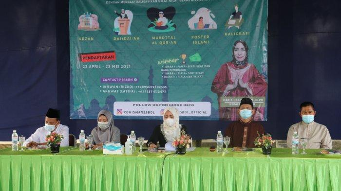 SMA Negeri 15 Bandar Lampung Laksanakan FASRAS Secara Virtual