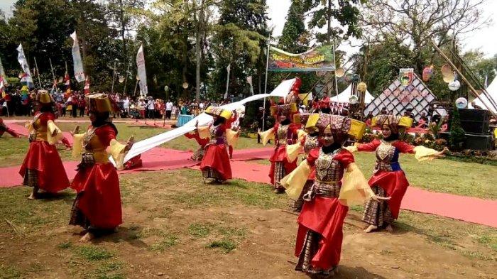 Tour D'Smaka Ramaikan Festival Teluk Semaka 2019
