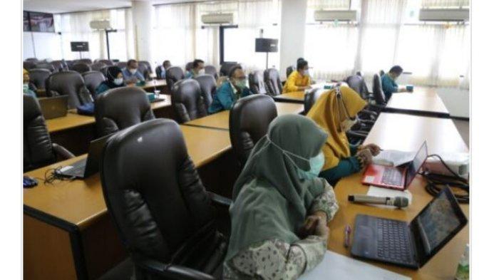 LP3M Universitas Lampung Gelar FGD Eksternal Implementasi Kampus Merdeka