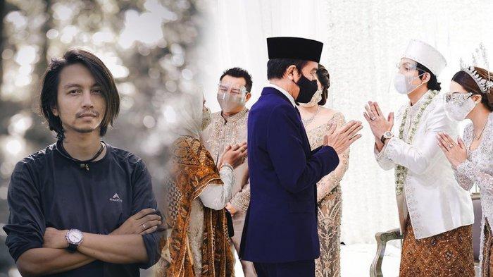 Fiersa Besari Sindir Pemimpin Negara, Resepsi Masyarakat dipersulit Tapi Pernikah Seleb Hadir
