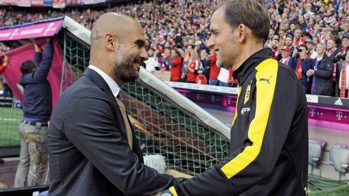 Final Liga Champions Chelsea vs Man City, Sudah Dua Kali Thomas Tuchel 'Permalukan' Pep Guardiola