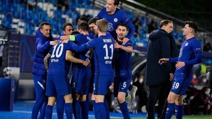 Ilustrasi. Man City vs Chelsea akan bertemu di Final Liga Champions 2021, Minggu 30 Mei 2021 di Istanbul Turki.